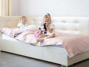Детская кровать с подъемным механизмом Eva
