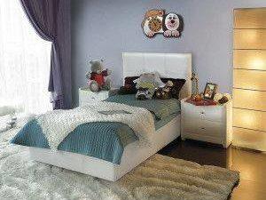 Детская кровать с подъемным мех. Leо