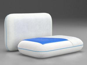 Анатомическая подушка Classic Blue
