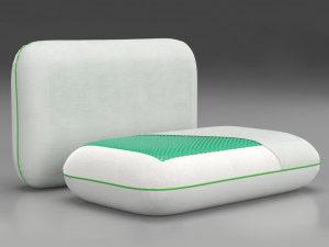 Анатомическая подушка Classic Green