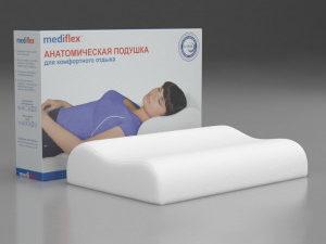 Анатомическая подушка Anatomic