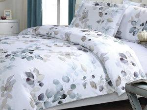 Комплект постельного белья Askona  (пододеяльник + наволочка), цвет: Lanvine
