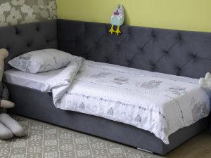 Комплект детского постельного белья Teddy (пододеяльник + наволочка)
