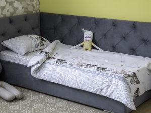 Комплект детского постельного белья Friends (пододеяльник + наволочка)