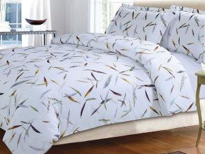 Комплект постельного белья Askona  (пододеяльник + наволочка), цвет: Nega