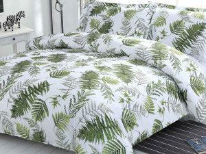 Комплект постельного белья Askona  (пододеяльник + наволочка), цвет: Jungle