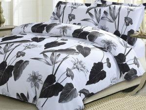 Комплект постельного белья Askona  (пододеяльник + наволочка), цвет: Smoky