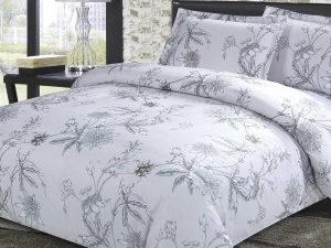 Комплект постельного белья Askona  (пододеяльник + наволочка), цвет: Lily