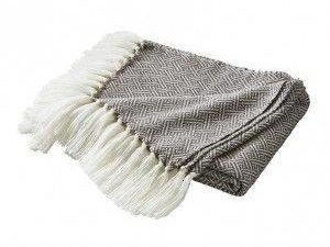 Плед Linearis Grey