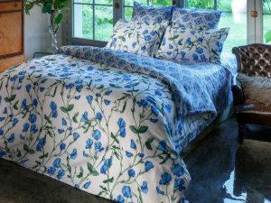 Комплект постельного белья Цветочная нота