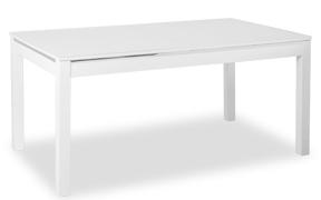 Стол BARTEN 160 WHITE