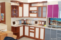 Кухонный гарнитур Рамка, модель 01