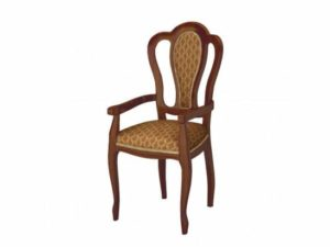 Кресло РОЗА орех