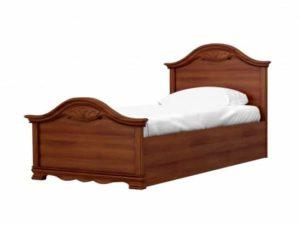 Кровать 0,9 ПАЛЕРМО орех