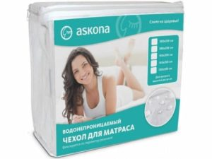 Чехол 200*080*25 Askona