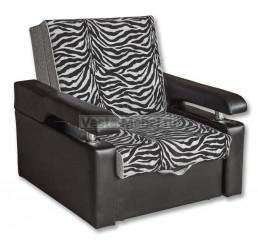 Кресло кровать Лель КЗ – рогожка