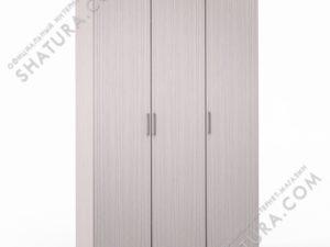Шкаф 3 дв. (1 + 1 + 1), FU1-01.CG
