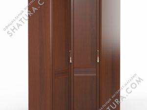 Шкаф угловой (1 + угл.) (двери левые,  ограничитель), FU5-01.Z1L