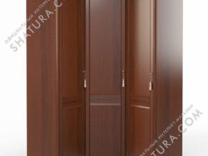 Шкаф угловой (1 + угл. + 1) (двери левые,  ограничитель), FU5-01.Z1L