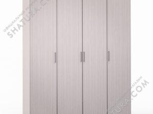 Шкаф 4 дв. (1 + 2 + 1), FU1-01.CG