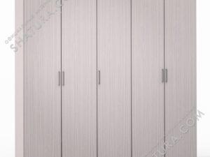 Шкаф 5 дв. (2 + 1 + 2), FU1-01.CG