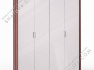 Шкаф 4 дв. (2 + 2) паспарту, FU1-01.CH/23P