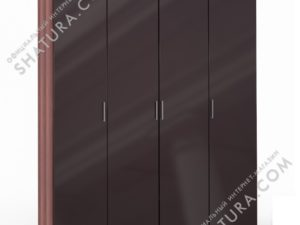 Шкаф 4 дв. (1 + 2 + 1), FU1-01.CH/CI