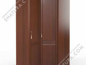 Шкаф угловой (1 + угл.) (двери правые), FU5-01.Z1L