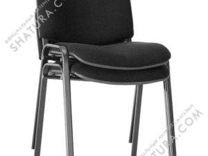 Стул  чёрн,  ткань чёрная С-11/ТК-1,  18543