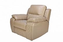 Кресло с электрическим реклайнером Дакота (Dakota) LUXмедовое суфле