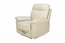 Кресло с электрическим реклайнером Дэнали (Denaly) LUXморской жемчуг