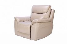 Кресло с электрическим реклайнером Митчелсерый жемчуг