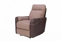 Кресло Мюррей с электрическим реклайнером – шоколадная крошка + пралинешоколадная крошка + пралине