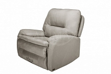 Кресло Свифт (Swift) c электрическим реклайнеромванильная пастила