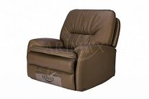 Кресло Свифт (Swift) с реклайнероммускатный орех