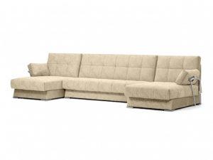 Дудинка модульный диван Letizia бежевый