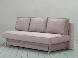 Модена диван-кровать Galaxy бежевый без подлокотников