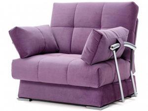 Дудинка раскладное кресло Galaxy фиолетовый