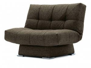Арбат раскладное кресло Рогожка коричневый
