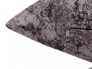 Подушка Marble серый