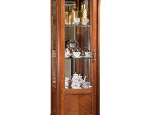 Шкаф с витриной «Алези 8» П350.08-01