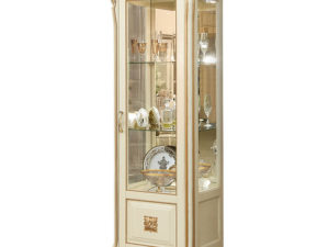 Шкаф с витриной «Алези 8 Люкс» П350.08л