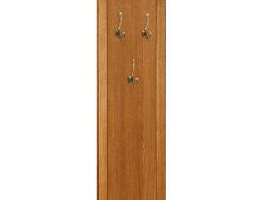 Вешалка настенная для прихожей «Верди Люкс» П433.28