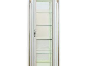 Шкаф с витриной «Милана 10» П265.10
