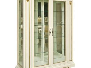 Шкаф с витриной «Милана 5» П265.05