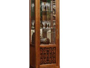 Шкаф с витриной «Видана Люкс 1.1з» П446.01з-1