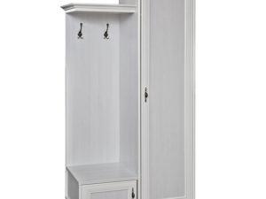 Шкаф комбинированный «Турин» П036.17