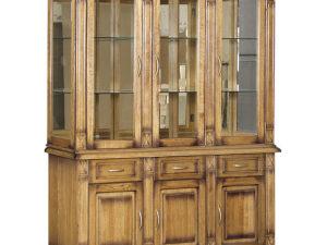 Шкаф комбинированный «Верди Люкс 3з» П487.20з