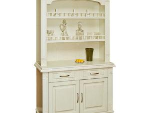 Шкаф комбинированный «Верди Люкс 2/1» П487.41