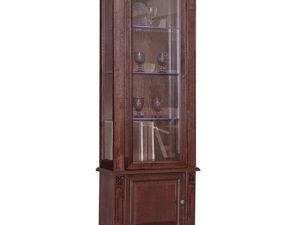Шкаф с витриной «Пьемонт» П518.19